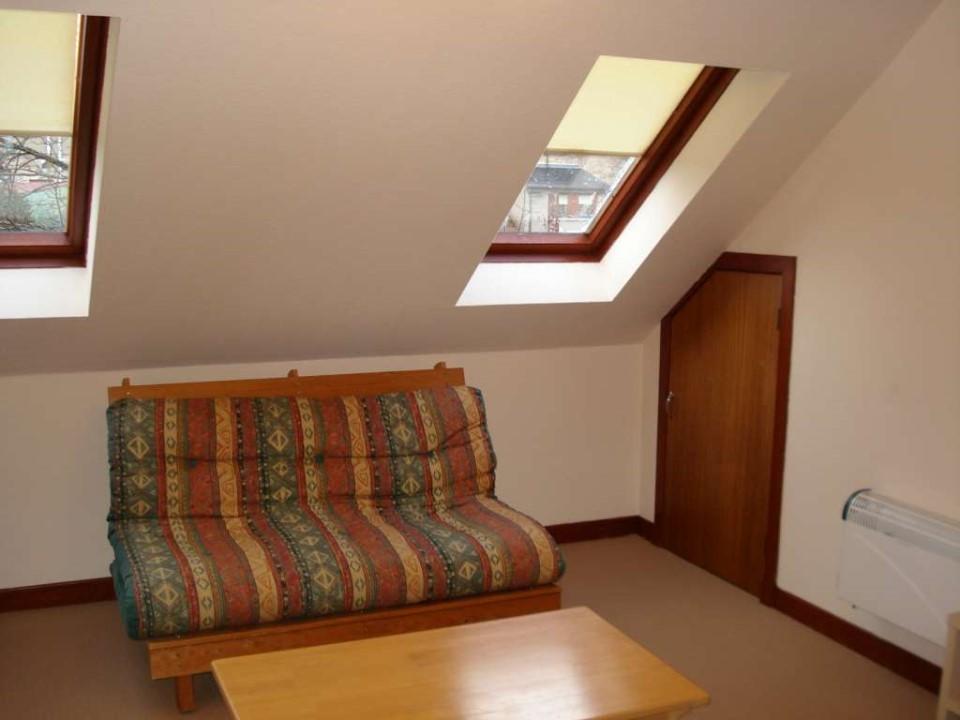 Kitchen/Lounge/Bedroom